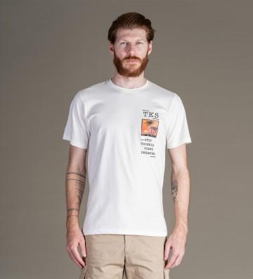 t-shirt tks L-7